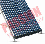 20 Tubes Heat Pipe Solar Collector For Split Tank OEM / ODM Available