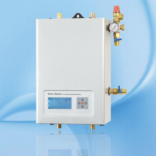 Solar Pump Station SR982P for Split Solar Water Heater System including Controller and Pump