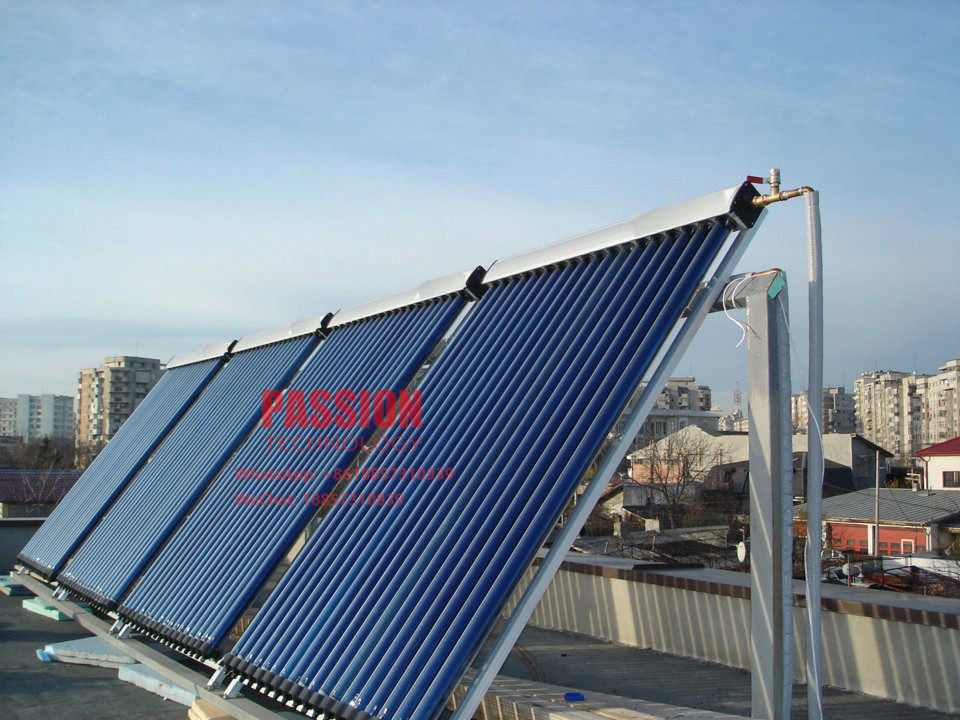 Pressure Solar Panel Anti Freezing 14mm Condensor Heat Pipe Solar Collector Solar Water Heater